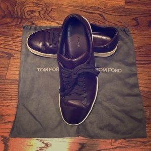 Tom Ford Russell Low-Top Sneaker